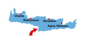 Matala Karte